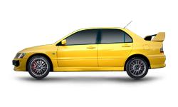 Mitsubishi-Lancer Evolution VIII-2004
