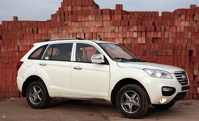 Отзыв о Lifan X60 2015 года выпуска