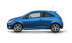 Opel-Corsa OPC-2011