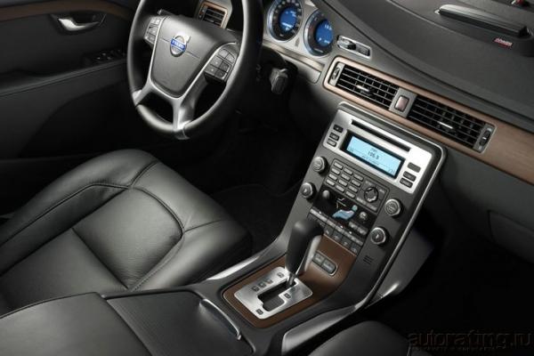 Шестое чувство Volvo S80