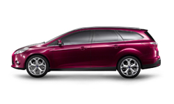 Ford-Focus Wagon-2011