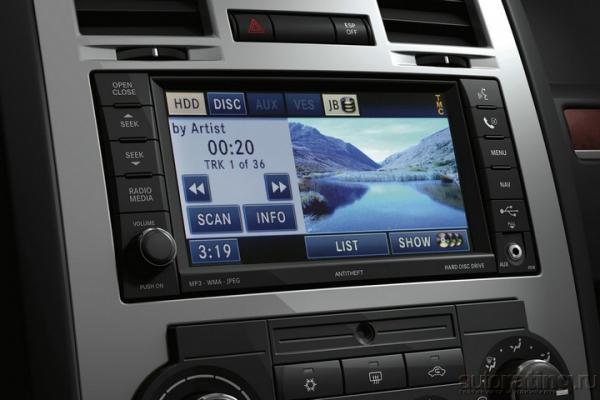 Черный квадрат / Тест-Драйв Chrysler 300C
