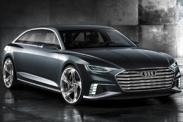 Audi prologue Avant покажут на автосалоне в Женеве