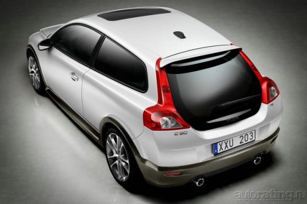 Только для удовольствия / Тест-драйв Volvo C30 и BMW 1 series 120i