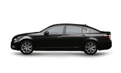 Lexus LS 600h L (2007)