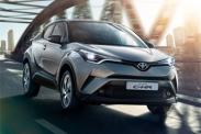 Toyota объявила старт продаж кроссовера C-HR