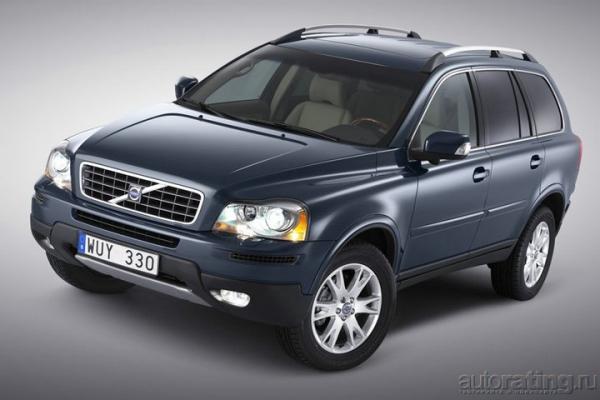 Он - за мир / Тест-Драйв Volvo XC90