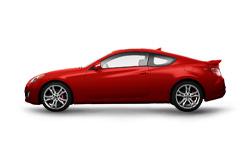 Hyundai-Genesis Coupe-2009