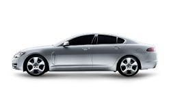 Jaguar XFR (2008)