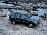Toyota Land Cruiser 100 (2003)
