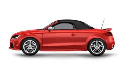 Audi TT RS Roadster (2008)