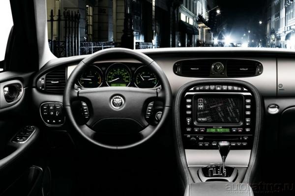 Дворянское гнездо / Тест-драйв Jaguar XJ