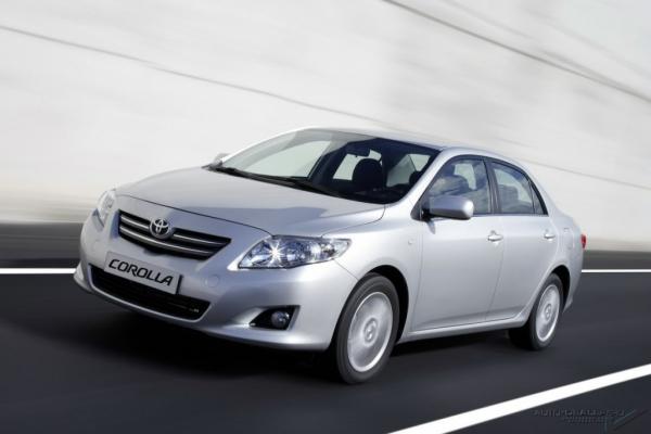 Страшная удача / Тест-драйв Toyota Corolla Compressor