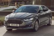 Европейский Ford Mondeo обновился