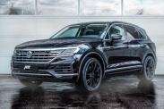 Тюнеры ABT «прокачали» новый Volkswagen Touareg