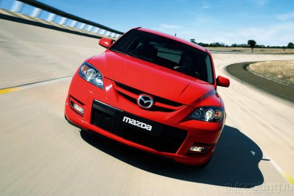 Не трогаться, а стартовать / Тест-Драйв Mazda 3 MPS