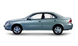 Nissan-Almera Classic-2006