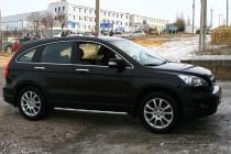 Зимний Крым на Honda CR-V