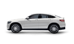 Mercedes-Benz-GLC AMG Coupe-2017