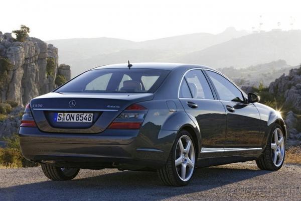Комфорт в длину / Тест-драйв BMW 7 series, Lexus LS, Mercedes-Benz S-class