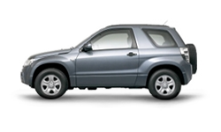 Suzuki Grand Vitara 3D (2009)