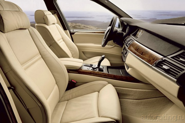 Тест-драйв new BMW X5