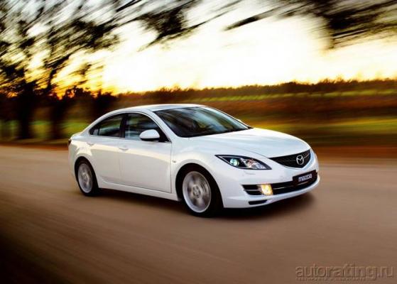 В двух шагах от идеала / Тест-драйв Mazda 6