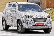 Chevrolet освежит внедорожник Niva