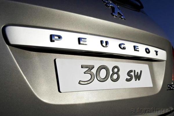 Универсал со знаком плюс / Тест-Драйв Peugeot 308 SW