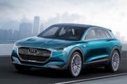 Audi создаст три серийных электрокара к 2020 году