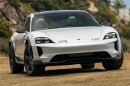 Электрокроссовер Porsche появится в 2022 году