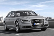 Audi поднимает рублевые цены на свои автомобили