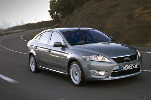 Ford Mondeo 2.0 TDCi $29 000