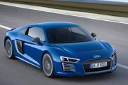 Audi прекращает производство суперкара R8 e-tron