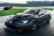 Lexus RC F GT3 готов к гонкам