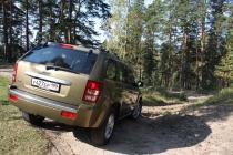 Новые формы Jeep Grand Cherokee