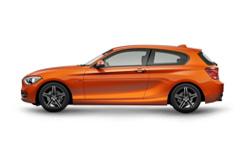 BMW 1 series 3D (2011)