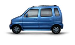 Suzuki-Wagon R-1998