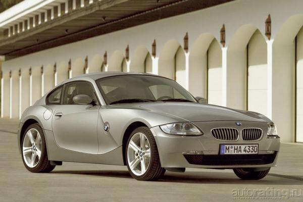 """BMW Z4 сбросил """"скорлупу"""""""