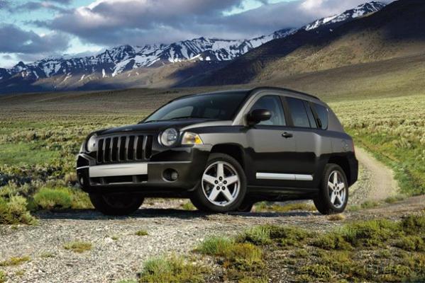 Нет ковбоя без подружки / Тест-драйв Jeep Compass