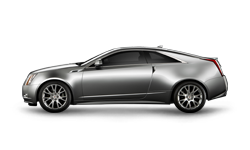 Cadillac-CTS Coupe-2010