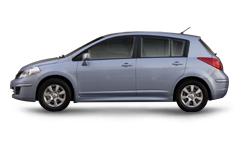 Nissan Tiida (2010)