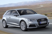 Audi представила обновленное семейство A3
