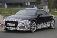 Audi TT RS готовится к премьере