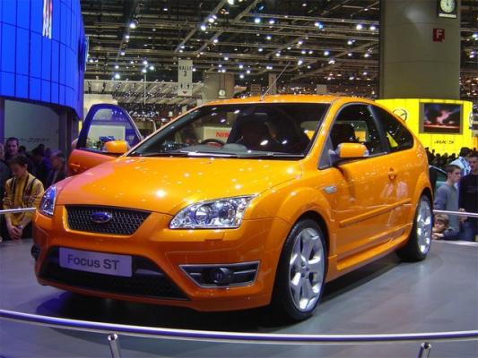 Ford Focus ST170: 80000 км