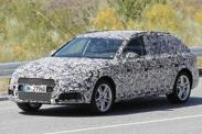Первые фотографии нового Audi A4 Allroad