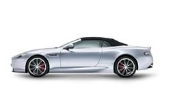 Aston Martin DB9 Volante 2012