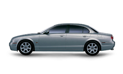 Jaguar S-type (2003)