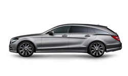 Mercedes-Benz-CLS Shooting Brake-2012