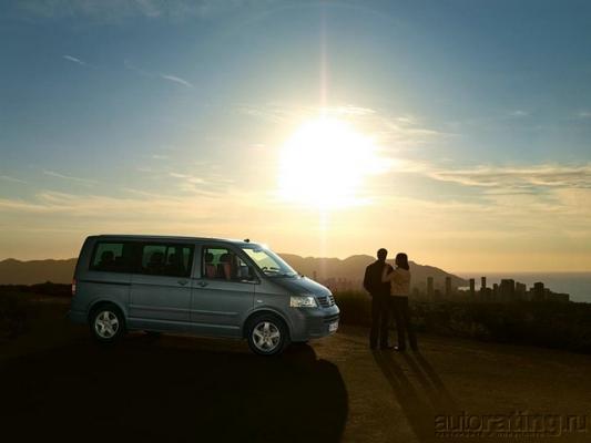 Мультивозможности<p>Volkswagen представил новое поколение бизнес-вэна.